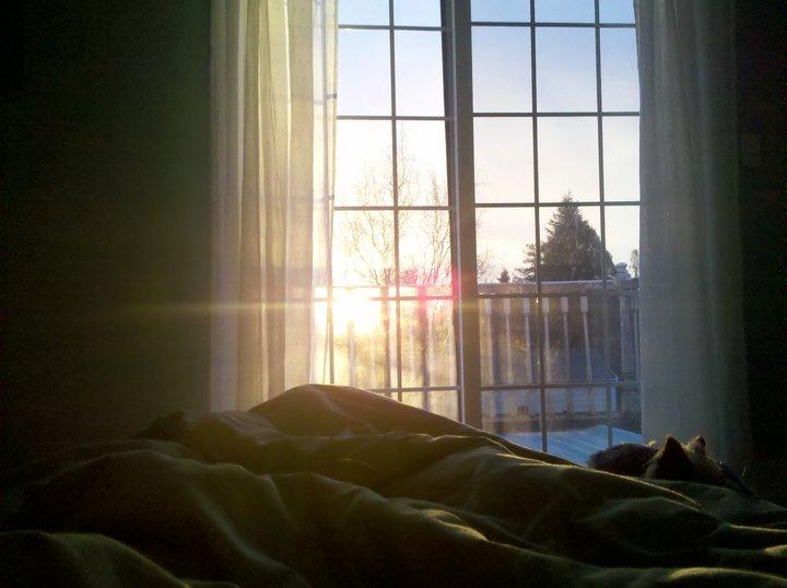 I awaken